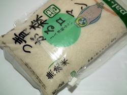 米の保存_袋に入れる